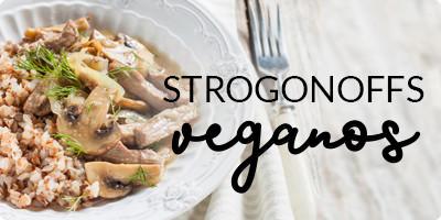 strogonoff vegano