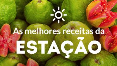 Legumes e Frutas da Estação