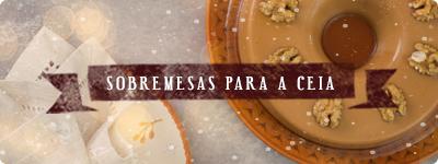Receitas de Natal - receitas saborosas para aproveitar em família!