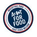 Alimentação saudável: Conheça o Act for Food
