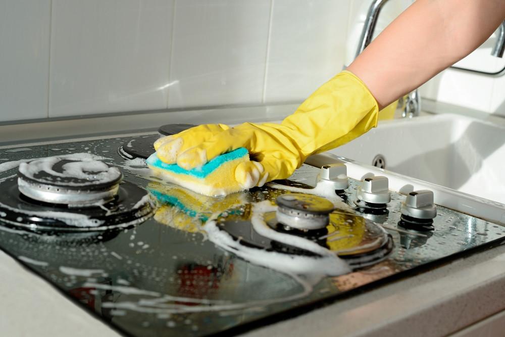 fogão limpo/cybercook