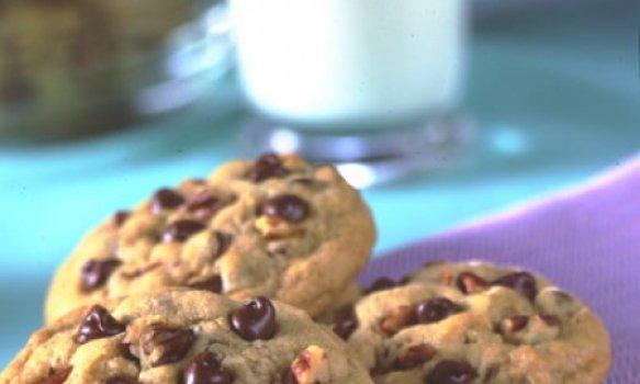 Cookie de Leite Condensado