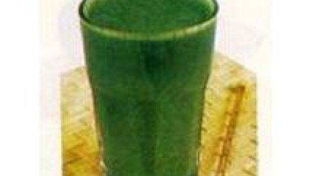 Suco Cítrico com Agrião e Germén de Trigo