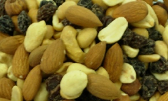 Mix de Nuts e Frutas Secas