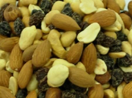 Mix de Nuts e Frutas Secas