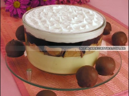 torta dos sonhos