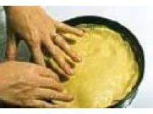 Empadão de Palmito e Iogurte