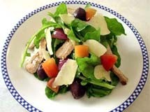 Salada Quente Mediterrânea | Luiz Lapetina