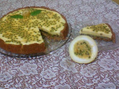 Torta de Sobras de Biscoito