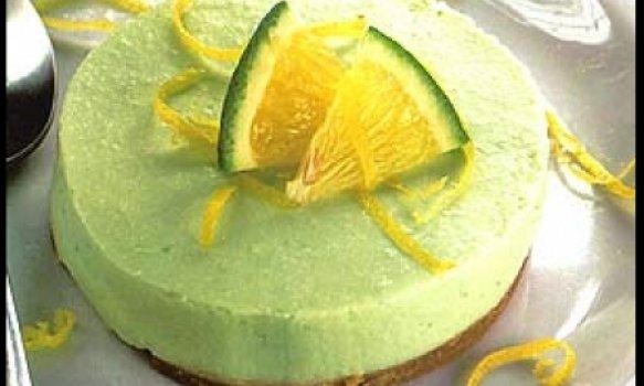 """torta mousse de limão""""diet"""
