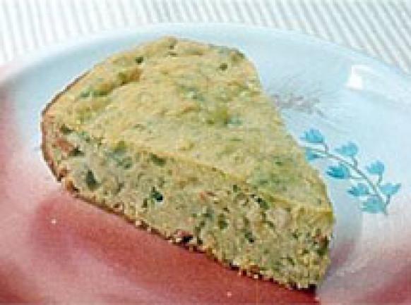Torta de Ervilha