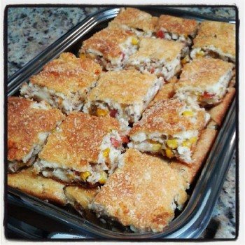 Torta de Atum | Zaine Fakih
