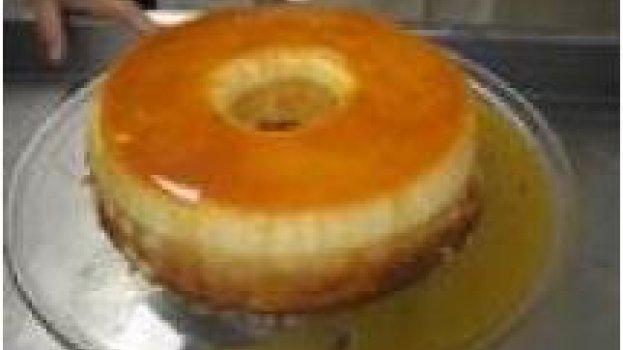 Torta Surpresa Bolo/Pudim
