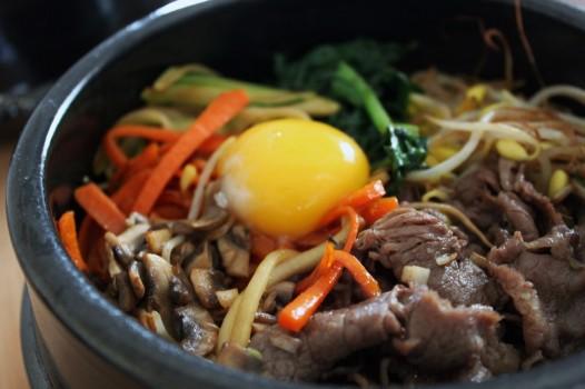 Bibimbap (Risoto Coreano)