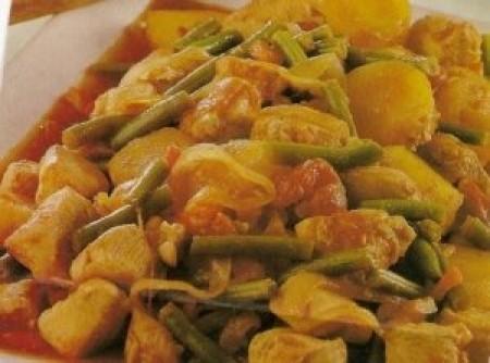 Frango com legumes by k&m
