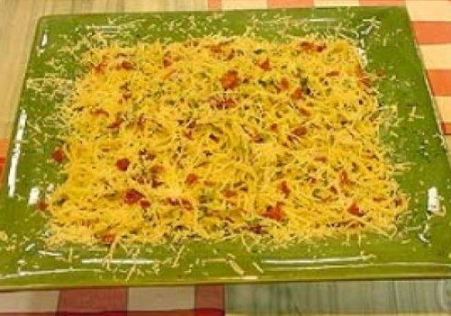 Esparguete carbonara