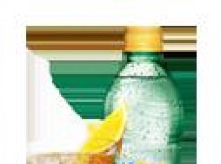 H2Oh com suco de laranja