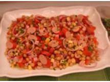 Salada de Grão de Bico | Luiz Lapetina