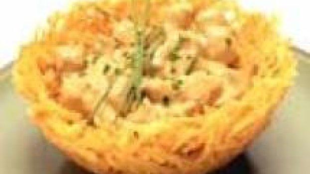 Cestinhas de Batata Frita
