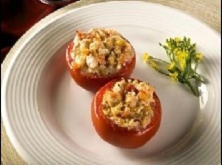 Tomates Recheados   luciene bechara
