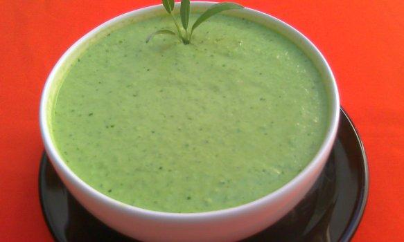 Molho Verde de Liquidificador