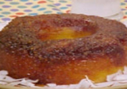 Bolo de Macaxeira - Mandioca ou Aipim