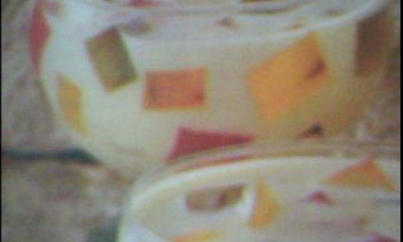 gelatina mosaico