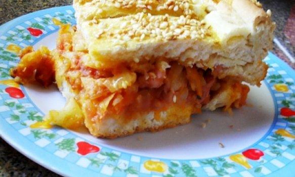 Torta á Pomarola