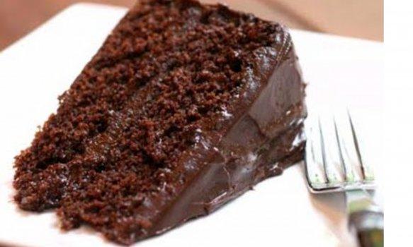 Bolo de Chocolate Simples