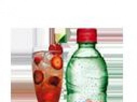 H2Oh com Maçã e frutas vermelhas