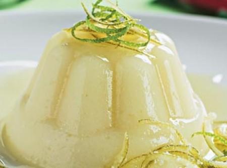 Gelatina de limonada | Patricia Passes Anacleto