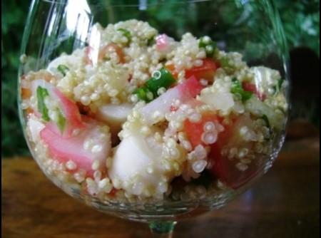 Salada de Quinua Real