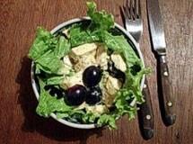 Salada Indiana de Frango com Especiarias