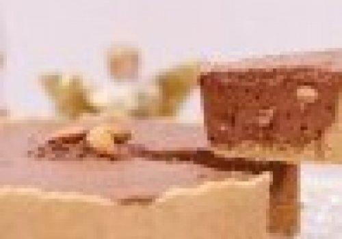 Torta de Chocolate com Amêndoas