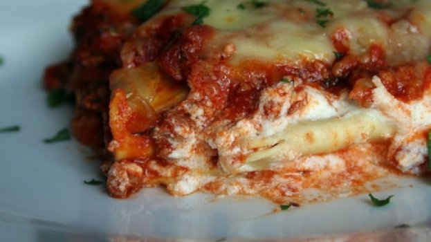 Lasanha Bolonhesa 5 queijos Fabio Wasser Gonçales