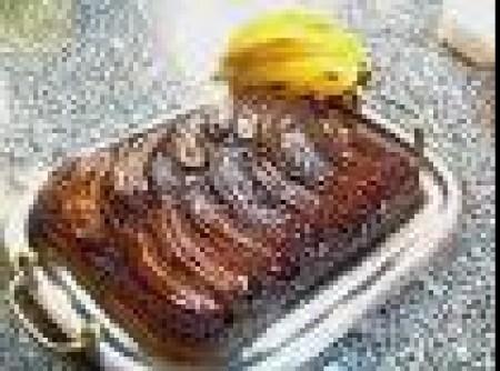 Torta de Banana com Leite Condensado