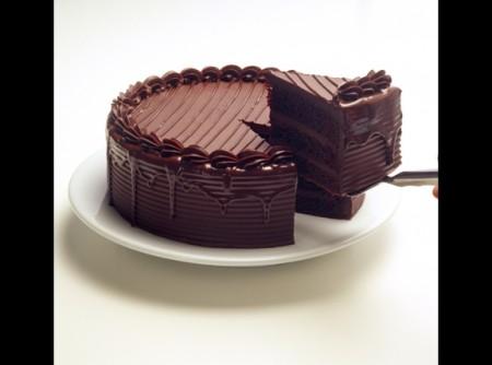Bolo de Liqüidificador com Chocolate   del
