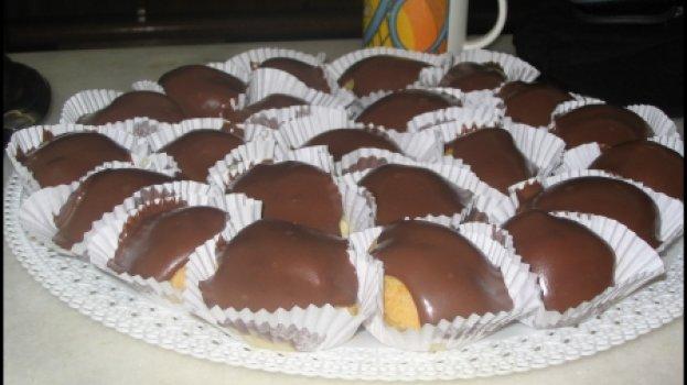 Bombinhas de Chocolate