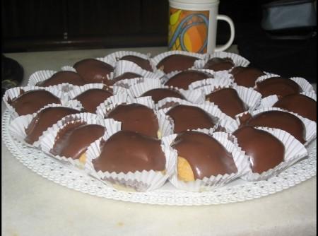 Bombinhas de chocolate | Antonio do Rio