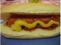 Pão de Hot Dog e Hamburger