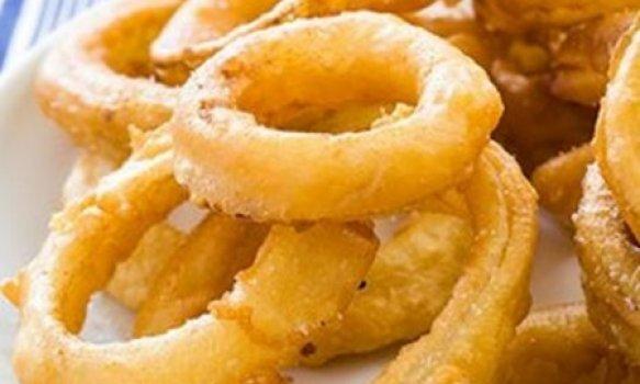 Onion Rings (Anéis de Cebola de boteco)
