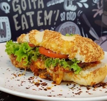 Sanduíche à Parmegiana | CyberCook