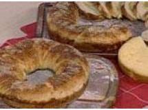 Rosca de Provolone e Parmesão
