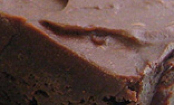 Brownie com ovos de Páscoa