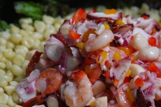 Ceviche Chileno | andrea soares