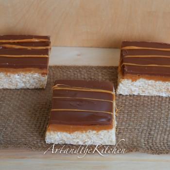 Torta de Chocolate com Cereais