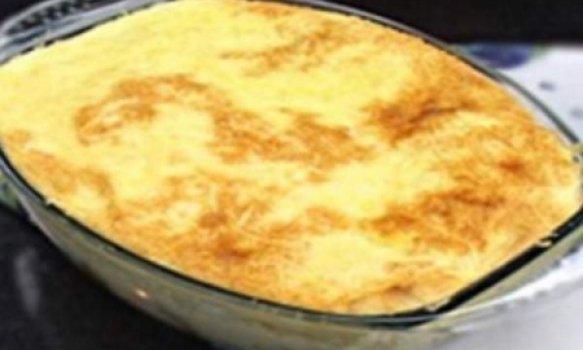Torta de Bacalhau no Forno