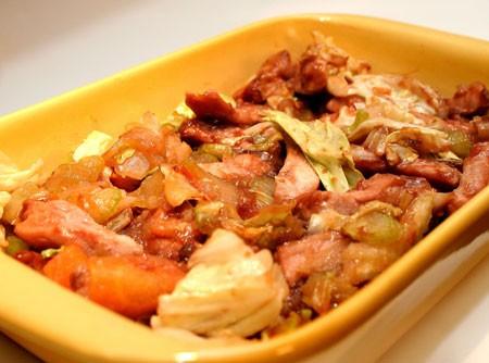 Carne de Porco Oriental   CyberCook