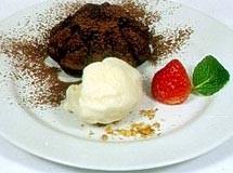 Torta de Chocolate com Sorvete | Luiz Lapetina