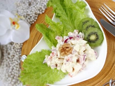 Salada com Frutas | Douglas Aby Saber